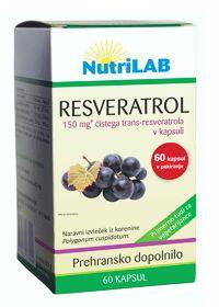 Pharma Resveratrol 60kap