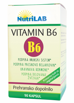 vitamin B6 pharma